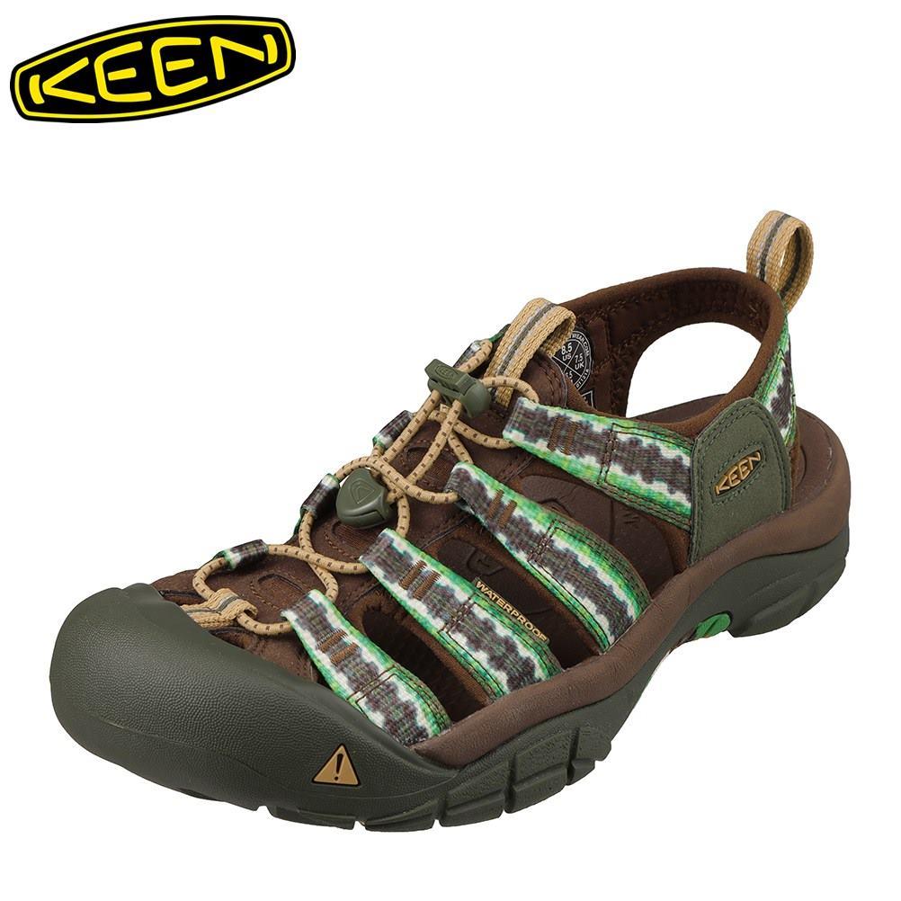 キーン KEEN 1020288 メンズ靴 靴 シューズ 2E相当 サンダル 軽量 軽い NEWPORT H2 小さいサイズ対応 大きいサイズ対応 オリーブ