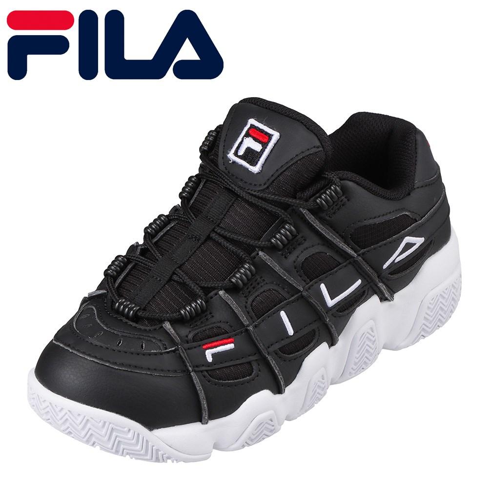 フィラ FILA F0415 レディース靴 靴 シューズ 2E相当 スニーカー ダッドシューズ バリケードXT97 大きいサイズ対応 ブラック