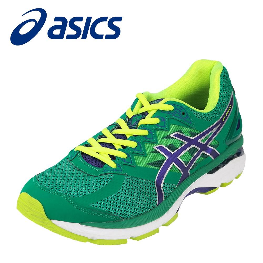 [アシックス] asics TJG940 M 8843 メンズ | ランニングシューズ トレーニング スポーツシューズ | NEWYORK 4 ニューヨーク4 | ジョギング マラソン ジム | スーパーワイドモデル 運動靴 | 大きいサイズ 対応 28.0cm | グリーン×ブルー