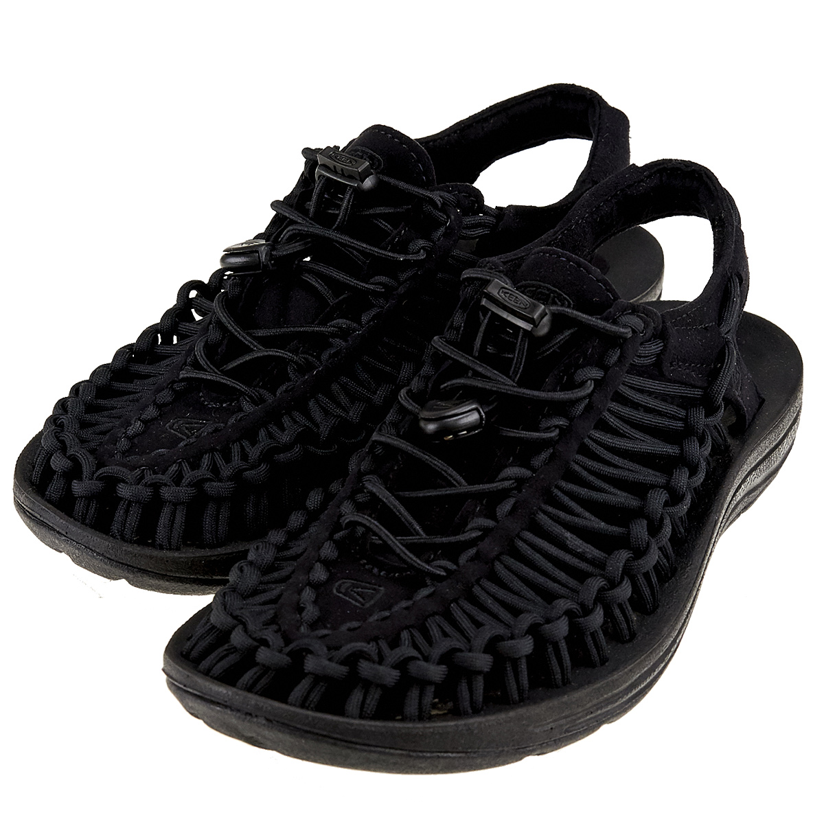 KEEN キーン レディースサンダル カジュアル 次世代スニーカー ブラック 黒 KN-UNEEK BL/BL