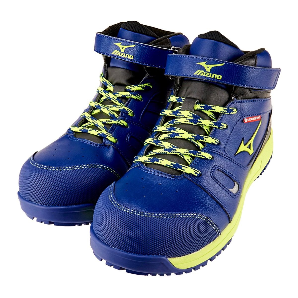 【送料無料 沖縄離島除く】 MIZUNO ミズノ メンズ 安全靴 スニーカータイプ オールマイティサーモ NV14 ネイビー