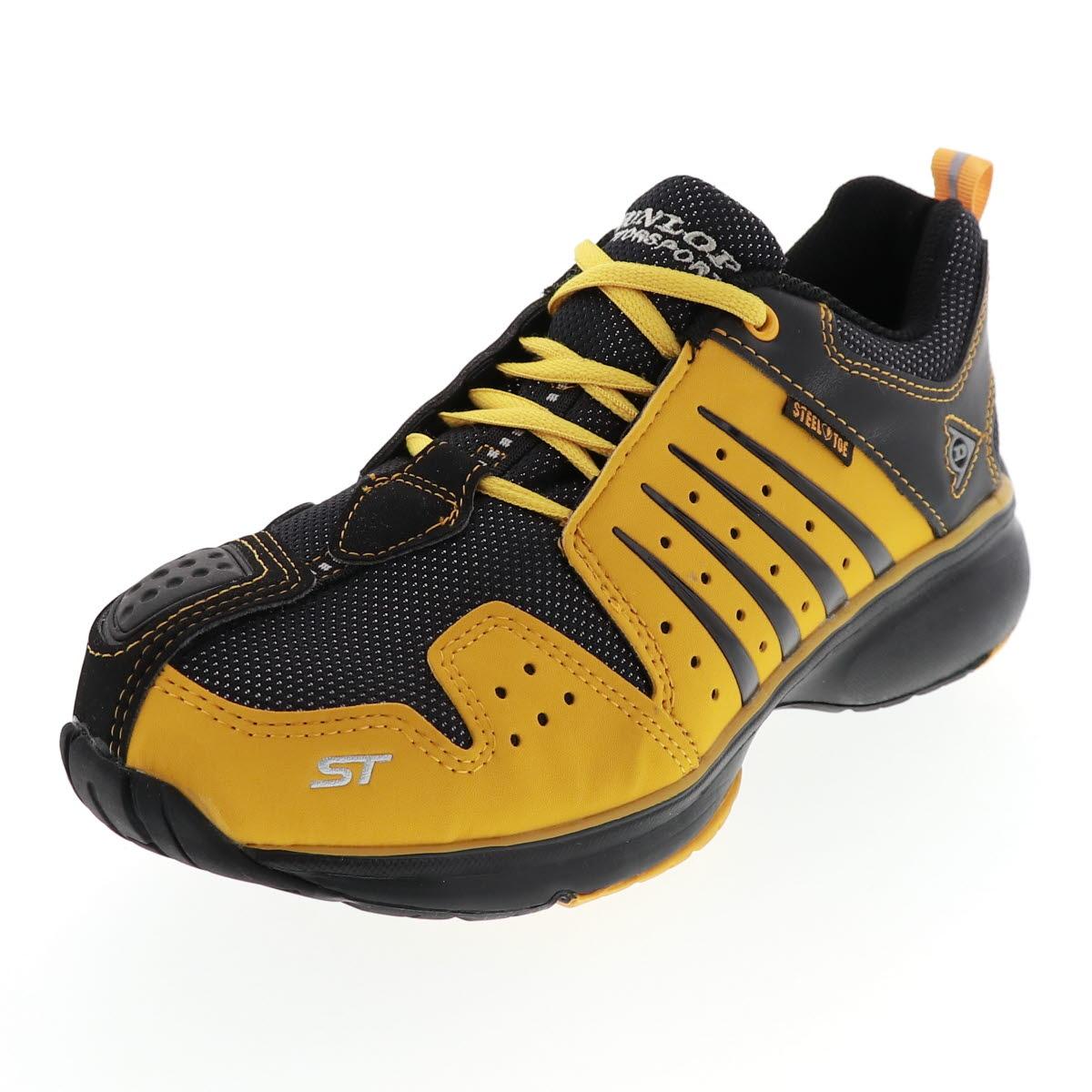 安全靴 メンズ ダンロップ DUNLOP マグナム ST301 イエロー