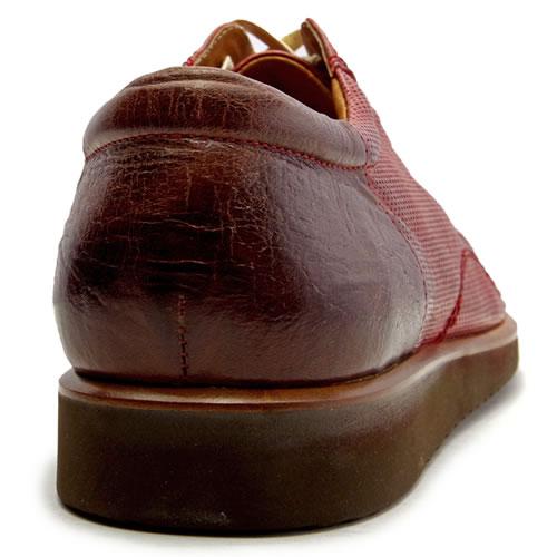 期間限定ポイント10倍6 24 23 59までSALE20 OFFRAUDi ラウディ メンズ MENS 本革 カジュアルシューズ 革靴 くつ 水洗い加工 レザー ワイン 赤 R 02122送料無料あす楽ra20ssdBEorxeWQC