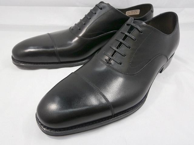 ユニオンインペリアル カーフ革 ストレートチップビジネスシューズ 1520(ブラック) メンズ靴 UNION IMPERIAL
