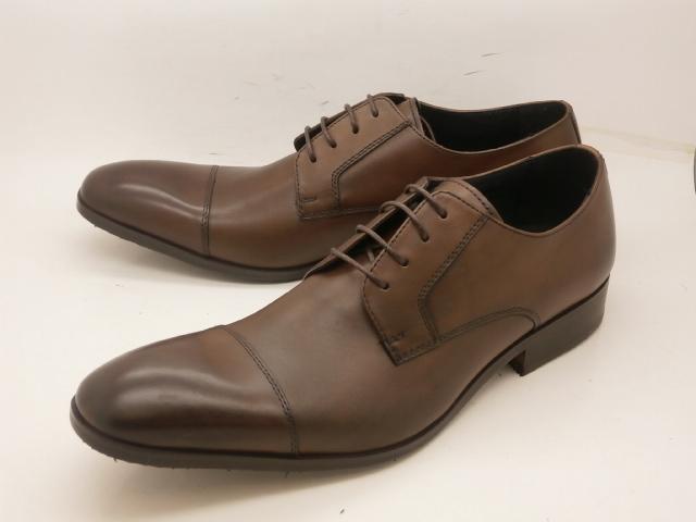 whoop'-de-doo' フープディドゥ evolution(エボリューション)外羽根ストレートチップ 304342(ダークブラウン) メンズ靴