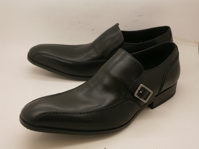 whoop'-de-doo' フープディドゥ evolution(エボリューション) スワールモカレーススリッポン304352(ブラック)メンズ靴