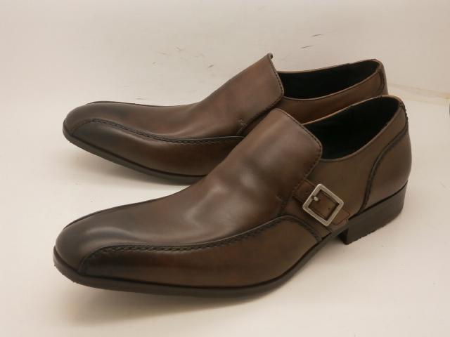 whoop'-de-doo' フープディドゥ evolution(エボリューション) スワールモカレーススリッポン304352(ダークブラウン)メンズ靴