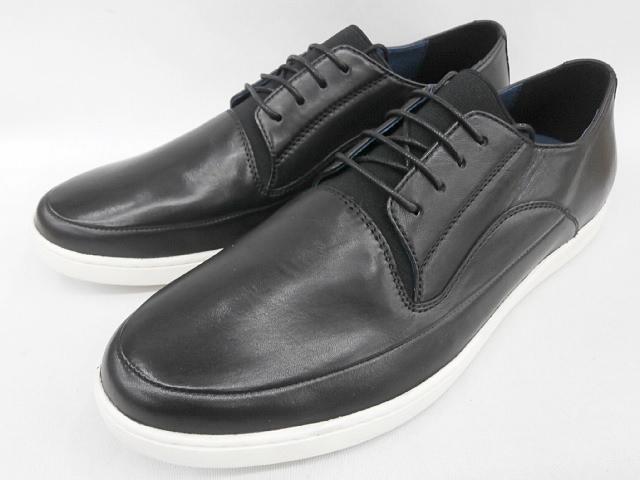 【在庫限り/即日発送】whoop'-de-doo' フープディドゥ デストラクション シープスニーカー 19330109 (ブラック) メンズ 靴