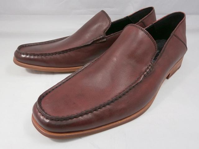 whoop'-de-doo' フープディドゥ カジュアルスリッポン 304764 (ワイン) メンズ靴