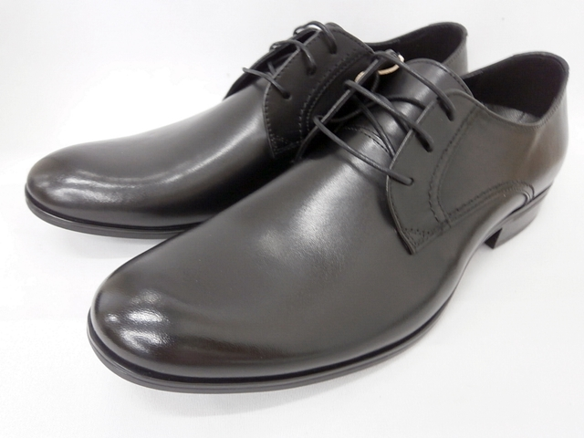 whoop'-de-doo' フープディドゥ シュッフェ シュナイダー (SCHUHE SCHNEIDER) プレーントゥ 20530207 (ブラック) メンズ 靴