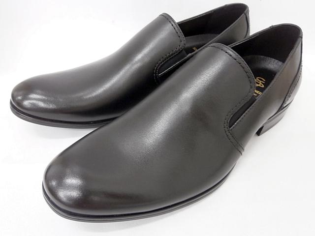 whoop'-de-doo' フープディドゥ シュッフェ シュナイダー (SCHUHE SCHNEIDER) スリポンビジネスシューズ 20530208 (ブラック) メンズ 靴