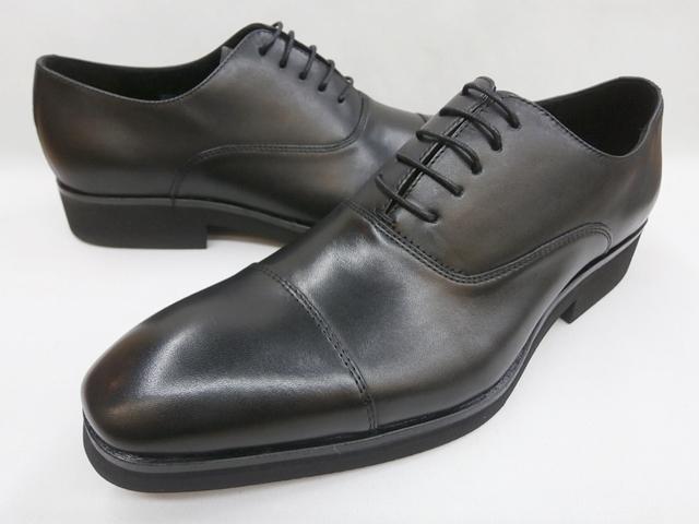 【在庫限り/即日発送】whoop'-de-doo' フープディドゥ ビブラムソール ビジネスシューズ 308713(ブラック) メンズ靴