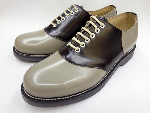 リーガル 靴 メンズ サドルシューズ 2051N(ブラック/ソーテル)REGAL【送料無料】