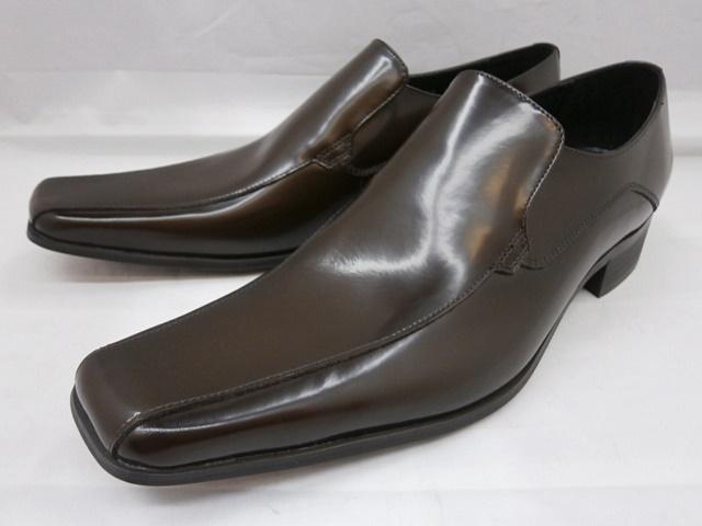 【日祝も即日発送可能】キャサリンハムネット 靴ビジネスシューズスリッポン3946(ダークブラウン) KATHARINE HAMNETT メンズ 紳士靴
