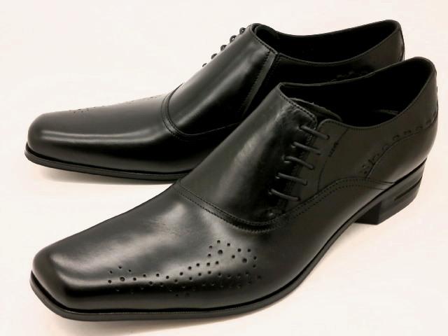 【別格・存在感】 キャサリンハムネット 靴ビジネスシューズ31602(ブラック)KATHARINE HAMNETTメンズ 紳士靴