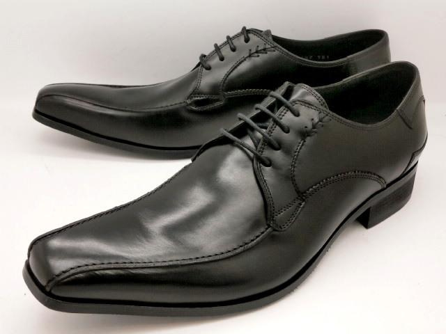 【ベーシックで際立つデザイン】 キャサリンハムネット 靴ビジネスシューズブラッチブラッチャー・モカ 3972(ブラック) KATHARINE HAMNETTメンズ 紳士靴