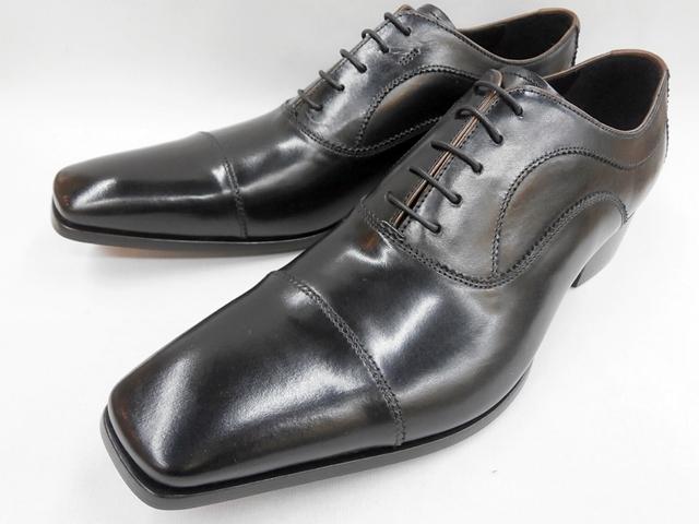 【大ヒット!後継品】 キャサリンハムネット 靴 ストレートチップ ビジネスシューズ 31594(ブラック) KATHARINE HAMNETT メンズ 紳士靴