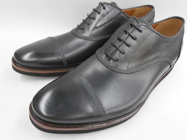 【19年秋モデル】 キャサリンハムネット 靴 ビジネスシューズラウンドトゥ ストレートチップ 31621(ブラック) KATHARINE HAMNETT メンズ 紳士靴