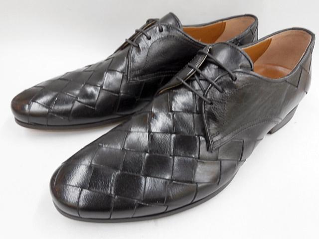 【好評!追加モデル】 キャサリンハムネット 靴 ブラッチャー本革メッシュ 31635(ブラック) KATHARINE HAMNETT メンズ 紳士靴