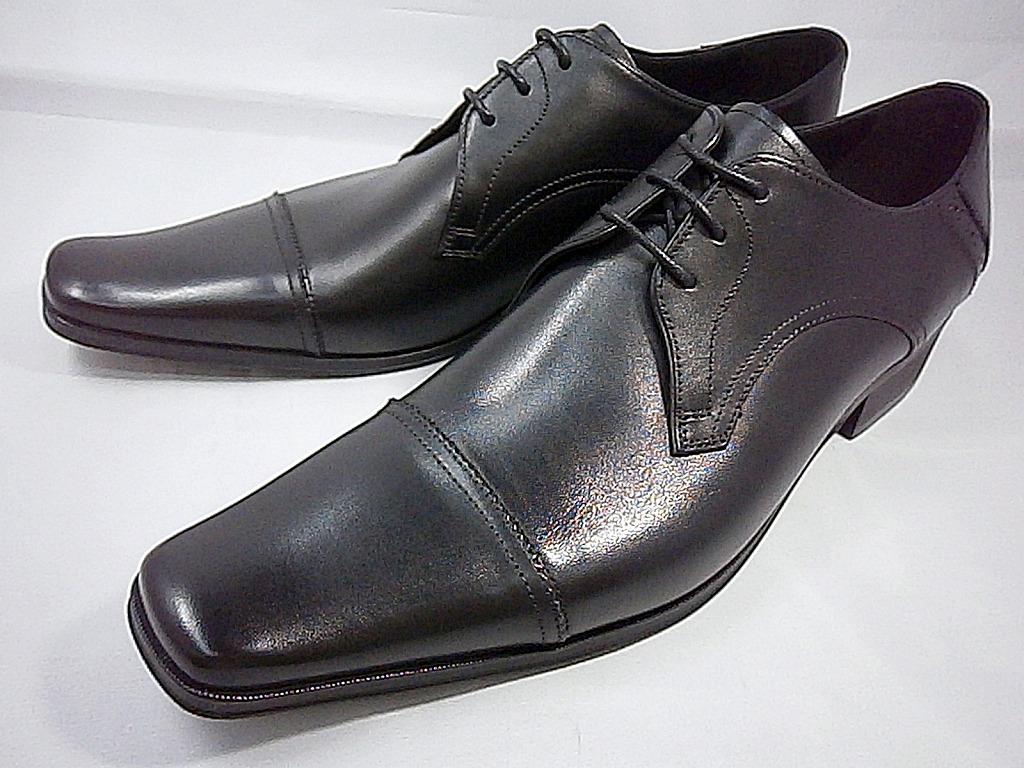 ブラッチャー 外羽根式 ロングノーズのデザインを 今この価格で 出荷 日祝も即日発送 キャサリンハムネット 靴 ビジネスシューズブラッチャー 3980 HAMNETT KATHARINE 紳士靴 ブラック ストレートチップ 価格 交渉 送料無料 メンズ