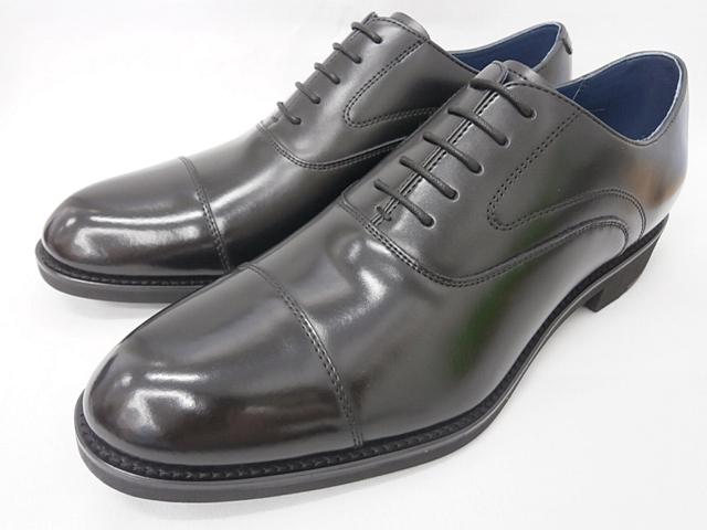 Vibram ビブラムソール を踵部分に使用 軽量で滑りにくさが魅力の3Eワイズです 在庫一掃売り切りセール 割り引き 送料無料 KENFORD ケンフォード 靴 KN82 ABJ ビジネスシューズ メンズ ストレートチップ ブラック