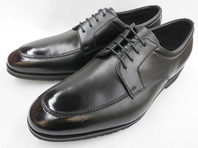 【GORE-TEX ゴアテックス 採用】マドラスウォーク(madras Walk)防水ビジネスシューズ Uチップ MW8001(ブラック) メンズ 靴【4Eワイズ】