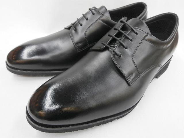【GORE-TEX ゴアテックス 採用】マドラスウォーク(madras Walk)防水ビジネスシューズ プレーントゥ MW8002(ブラック) メンズ 靴【4Eワイズ】