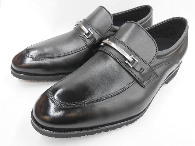 【GORE-TEX ゴアテックス 採用】マドラスウォーク(madras Walk)防水ビジネスシューズ ビットスリポン MW8005(ブラック) メンズ 靴【4Eワイズ】