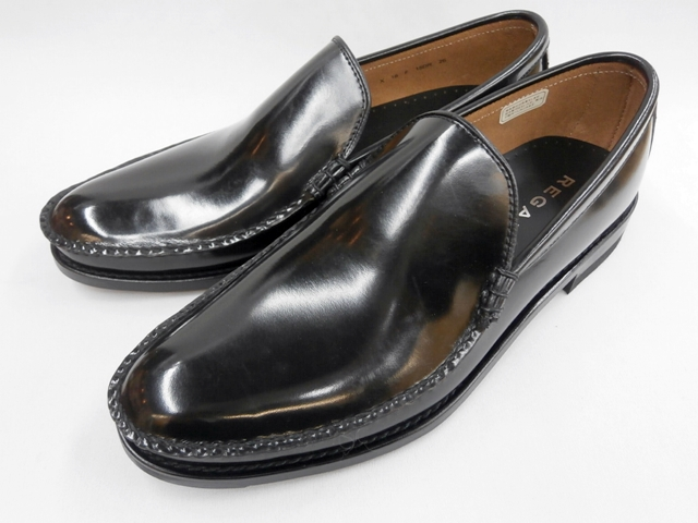 リーガル 靴 メンズ コブラヴァンプ ビジネスシューズ 15DR(ブラック)REGAL【送料無料】