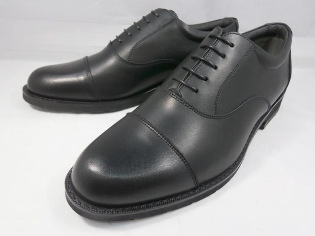 リーガル 靴 メンズ 完全防水ゴアテックス ストレートチップ ビジネスシューズ 32NR(ブラック)REGAL