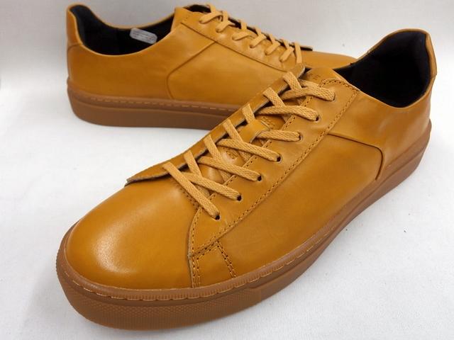 【新製品】リーガル 靴 メンズ 高級レザースニーカー 72UR(ブラウン)REGAL