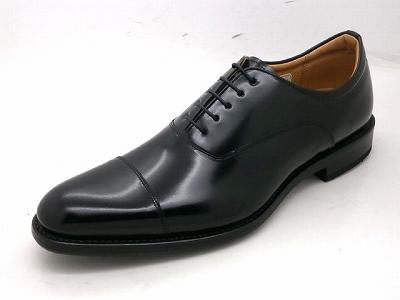 リーガル 靴 メンズ ストレートチップ ビジネスシューズ 21GR(ブラック) REGAL