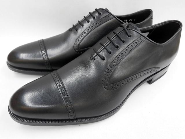 リーガル 靴 メンズ パーフォレーションストレートチップ ビジネスシューズ 31UR(ブラック)REGAL【送料無料】