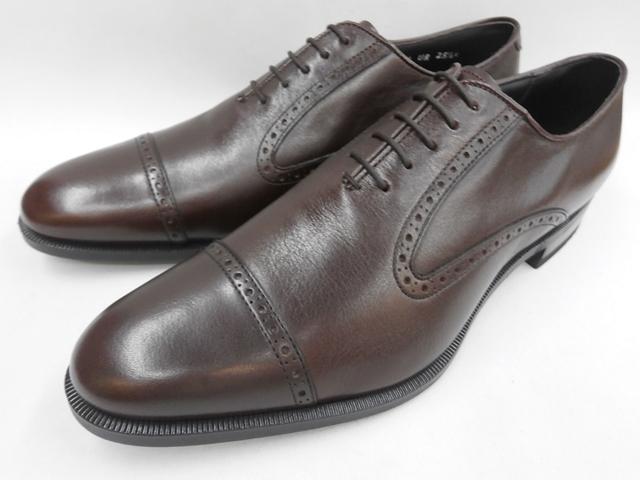リーガル 靴 メンズ パーフォレーションストレートチップ ビジネスシューズ 31UR(ダークブラウン)REGAL【送料無料】