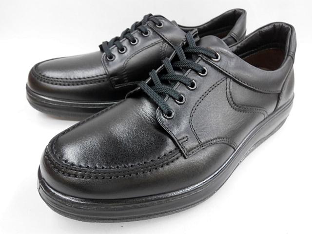 【ARUKURUN (アルクラン)】SPALDINGスポルディングの快適さを引き継ぐブランド!アルクラン 3901(ブラック)4E メンズ 靴