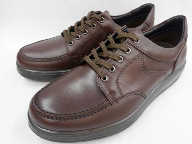 【ARUKURUN (アルクラン)】SPALDINGスポルディングの快適さを引き継ぐブランド!アルクラン 3901(ダークブラウン)4E メンズ 靴