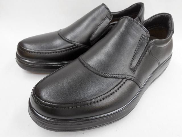 【ARUKURUN (アルクラン)】SPALDINGスポルディングの快適さを引き継ぐブランド!アルクラン 3903(ブラック)4E メンズ 靴