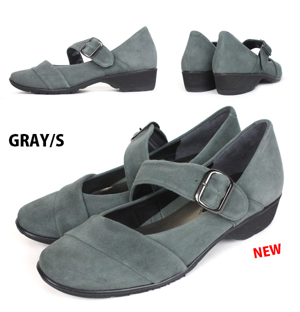 VITA NOVA ビタノバ 女式舒适鞋皮革轻量级 □ vi8370 □