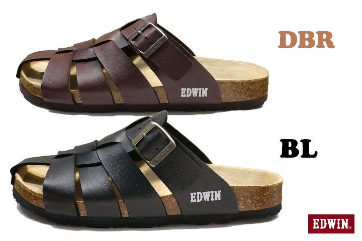 EDWIN埃德温人凉鞋□ew9160□