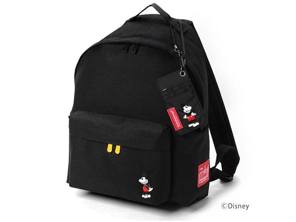 【国内正規品】 マンハッタンポーテージ MP1210 ミッキーマウス コレクション ビッグアップル バックパック Mickey Mouse ManhattanPortage Big Apple Backpack