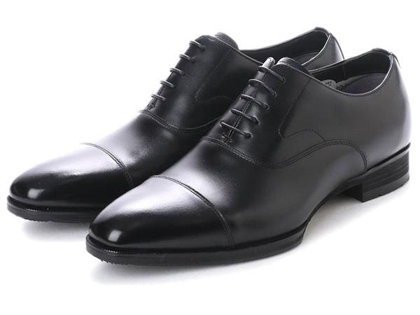 マドラス モデロ DM8001 BLA ブラック ストレートチップ madras MODELLO モデーロ 紳士靴 ビジネスシューズ 防水テクノロジー【eVent】搭載