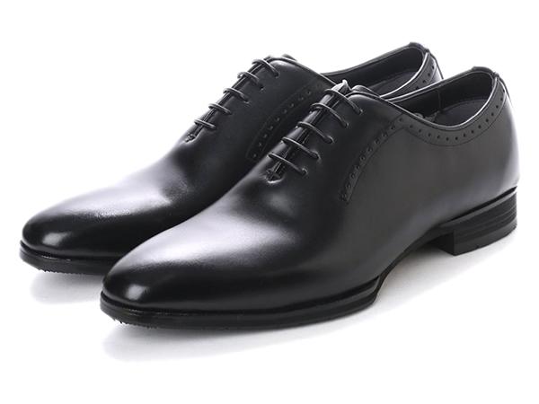 マドラス モデロ DM8002 BLA ブラック ホールカット madras MODELLO モデーロ 紳士靴 ビジネスシューズ 防水テクノロジー【eVent】搭載