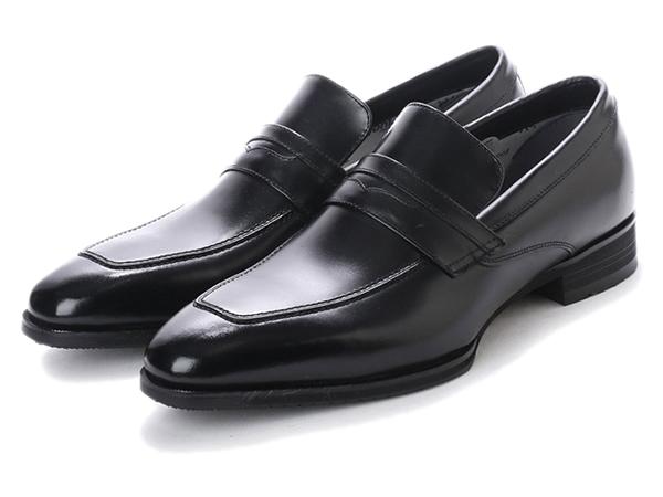 マドラス モデロ DM8004 BLA ブラック ローファー madras MODELLO モデーロ 紳士靴 ビジネスシューズ 防水テクノロジー【eVent】搭載