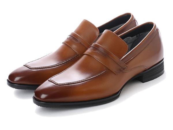 マドラス モデロ DM8004 LBR ライトブラウン ローファー madras MODELLO モデーロ 紳士靴 ビジネスシューズ 防水テクノロジー【eVent】搭載