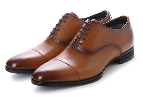 マドラス モデロ DM8001 LBR ライトブラウン ストレートチップ madras MODELLO モデーロ 紳士靴 ビジネスシューズ 防水テクノロジー【eVent】搭載