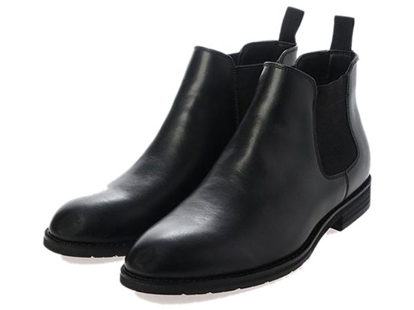 メーカーお取り寄せ商品 上品 マドラスウォーク SPMW5909 BLA ブラック 商品 幅広 ドレスサイドゴアブーツ 防水 4E 防滑