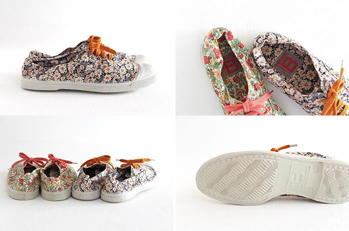 本西蒙 (本西蒙) 自由打印运动鞋 15004 网球 LACET 自由蛇蝎
