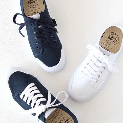 Spring court spring coat low-cut canvas sneakers G2 Classic W Canvas (women's) G2-C