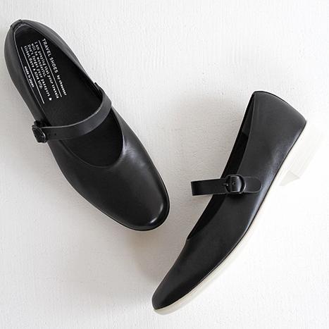 【10%OFFクーポン配布中】TRAVEL SHOES by chausser トラベルシューズバイショセ ワンストラップシューズ パンプス TR-002 レディース 靴