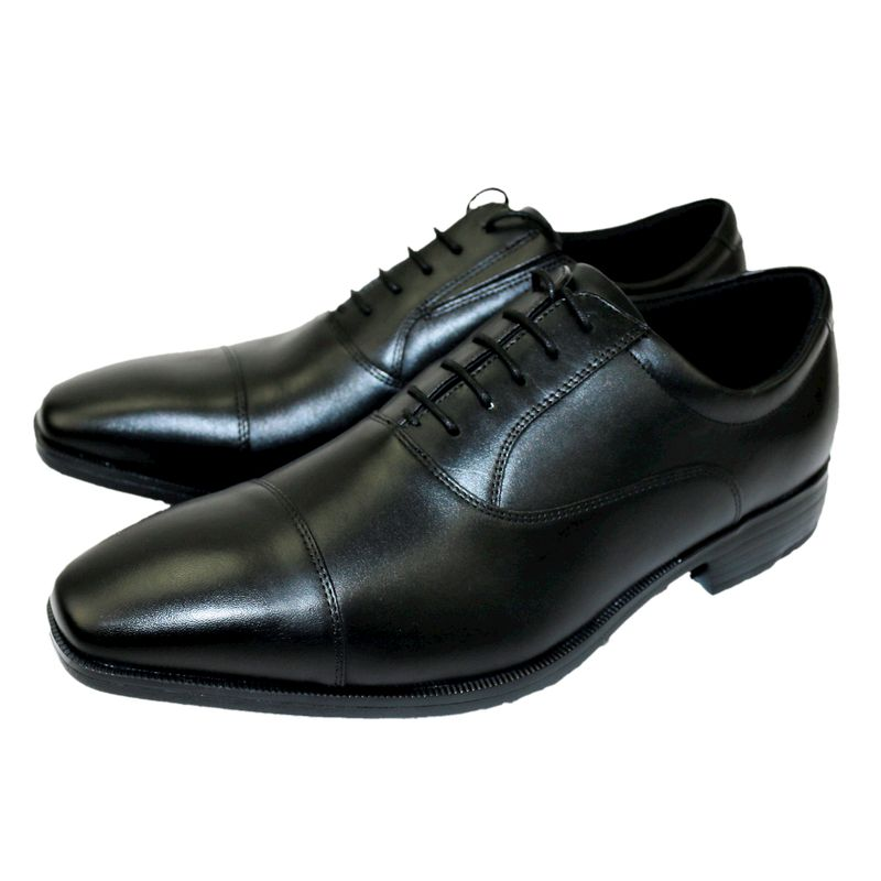 テクシーリュクス texcy luxe ビジネス メンズ TU-7010 TU7010 ブラック BLACK 24.5~27 28cm シューズ 幅広 牛革 革靴 紳士靴 冠婚葬祭 軽量 人気ショップが最安値挑戦 靴 正規店 ストレート アシックス商事 黒